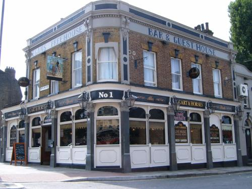 Cart And Horses in London, Greater London, South East England
