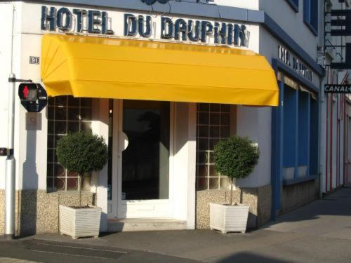 Hôtel Le Dauphin Photo