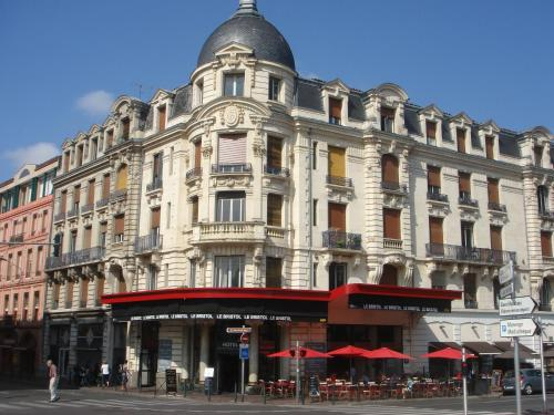 H tel le bristol hotel toulouse low rates no booking fees for Hotels toulouse