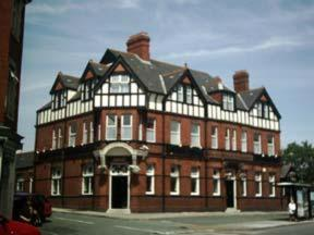 Tadross Hotel in Barry, Gwent and Glamorgan, South Wales