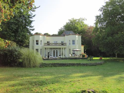 Ellerslie House Hotel in Fareham, Hampshire, South East England