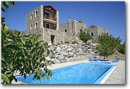 reservation Krousn lodging Arodamos Guesthouse