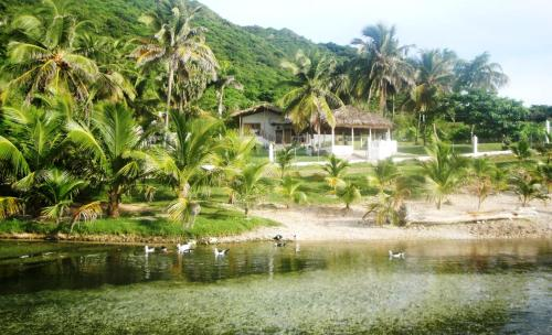 La Mami River Beach - Caribean House Photo
