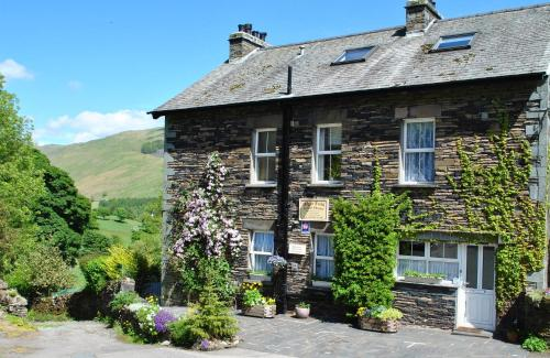 High Fold Guest House in Ambleside, Cumbria, North West England