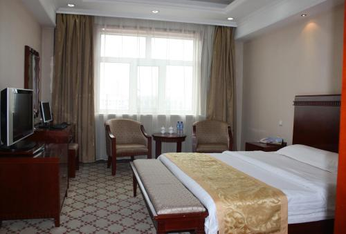 Xiushan International Business Hotel Photo