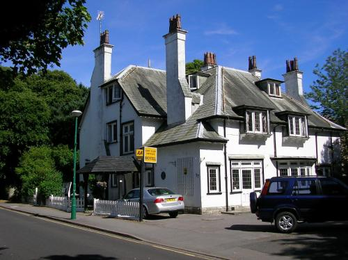 East Cliff Cottage Hotel in Bournemouth, Dorset, South West England