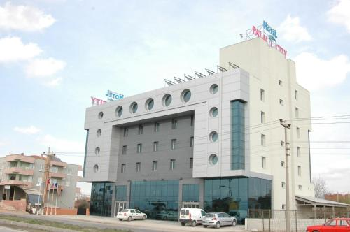 Palmcity Hotel Akhisar Photo
