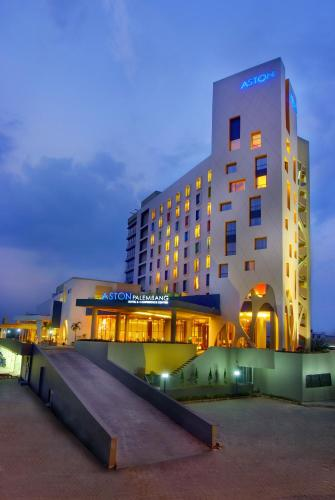 Aston Palembang Hotel &amp; Conference Centre Photo