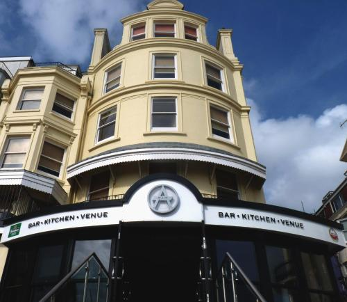 Amsterdam Hotel in Brighton, East Sussex, South East England