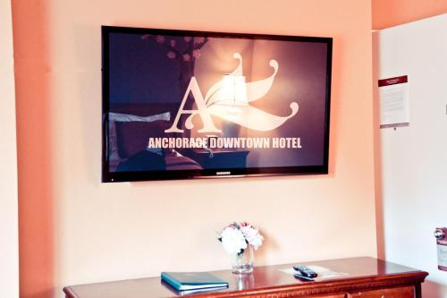 Anchorage Downtown Hotel Photo