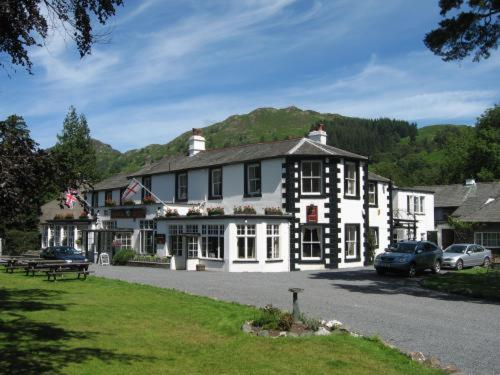 Scafell Hotel in Rosthwaite, Cumbria, North West England
