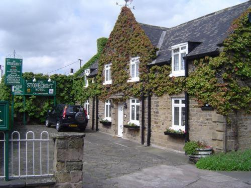 Stonecroft Hotel in Hellaby, South Yorkshire, North East England