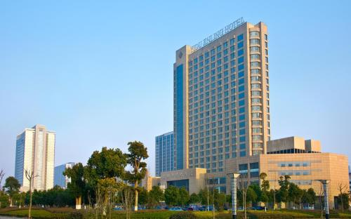 Yidu Jinling Grand Hotel Yancheng Photo