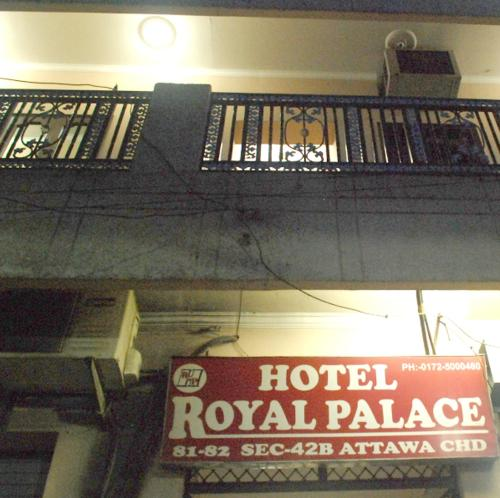 Hotel Royal Palace Photo