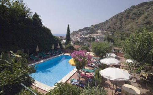 online booking Taormina lodging Hotel Villa Sirina