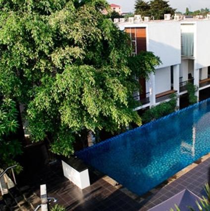 Kemang Kolonie Serviced Residence Photo