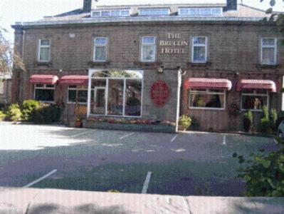 The Brecon Hotel in Rotherham, South Yorkshire, North East England