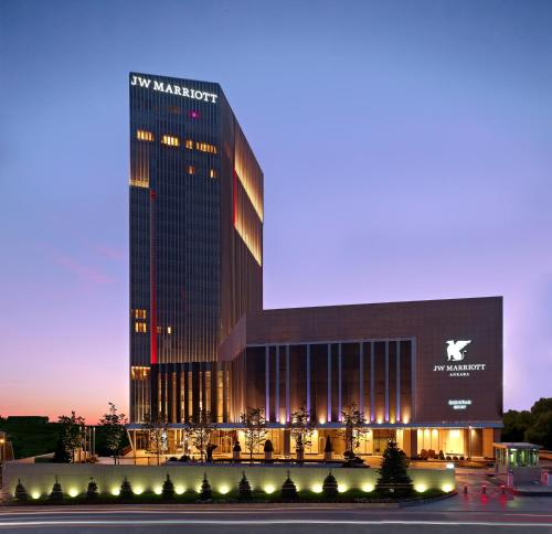 JW Marriott Hotel Ankara Photo