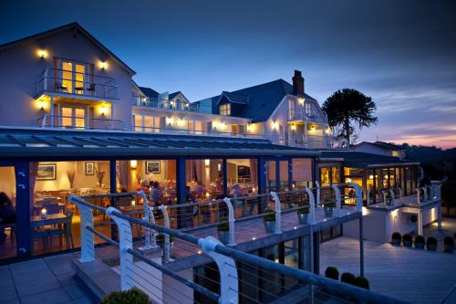 St Brides Spa Hotel in Saundersfoot, Pembrokeshire, South Wales