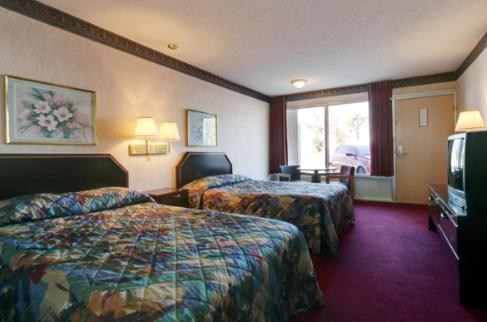 Americas Best Value Inn Mountain View Photo
