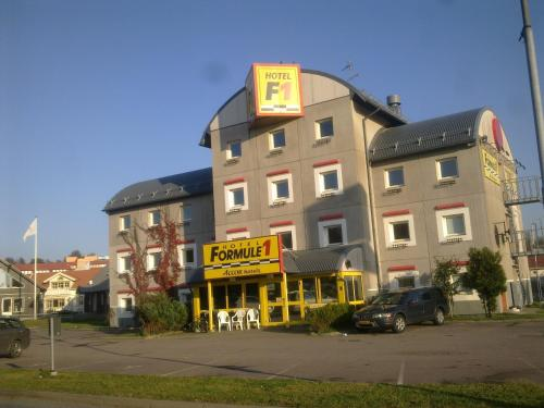 Hotel formule 1 g teborg vastra frolunda low rates no for Booking formule 1 hotel
