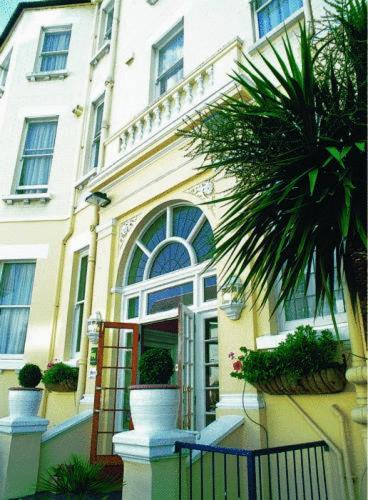 Bourne Hall Hotel in Bournemouth, Dorset, South West England