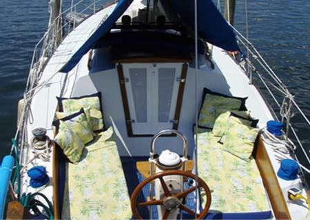 A Bed and Breakfast Afloat Photo