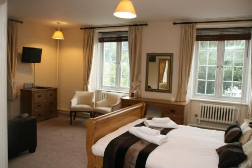 Royal Lodge in Coleford, Gloucestershire, South West England