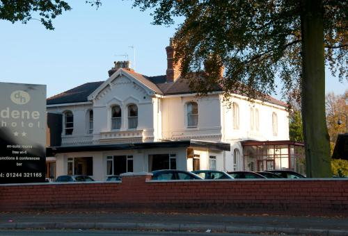 Dene Hotel Chester in Chester, Cheshire, North West England