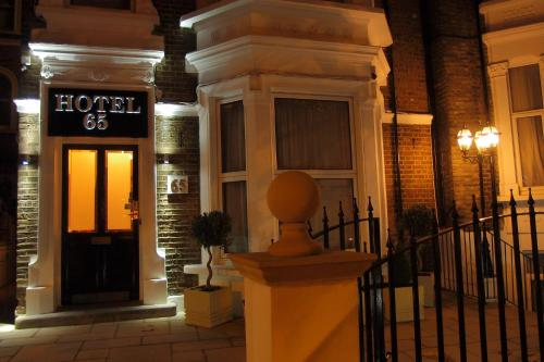 Hotel 65 in London, Greater London, South East England