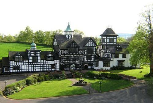 Wild Boar Hotel in Beeston, Cheshire, North West England