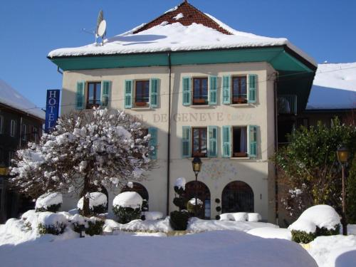 Hotels Faverges