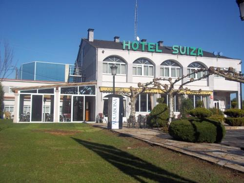 Hotel Suiza Photo