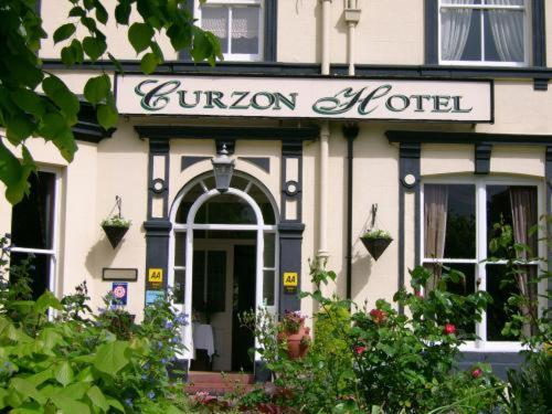 The Curzon Hotel in Chester, Cheshire, North West England