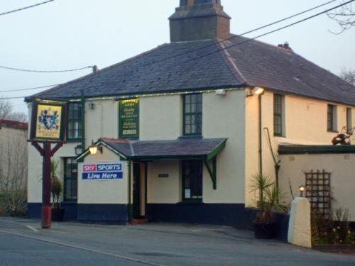 Holland Arms Hotel in Llangefni, Anglesey, North Wales
