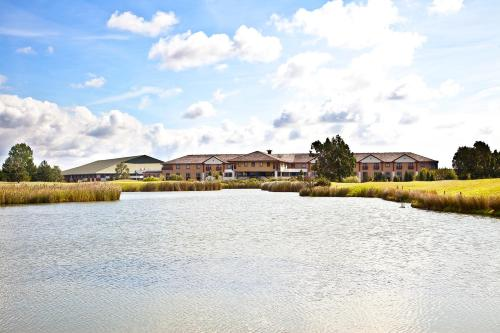 Five Lakes Hotel, Golf, Country Club & Spa in Tolleshunt Knights, Essex, East England