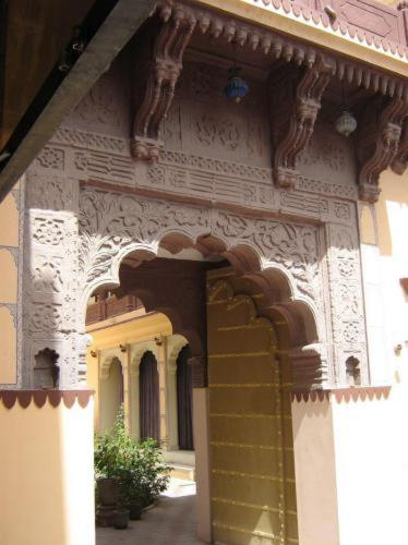 Krishna Prakash Heritage Haveli Photo