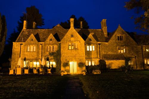 Charingworth Manor in Chipping Campden, Gloucestershire, South West England