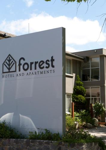 Forrest Hotel & Apartments Photo