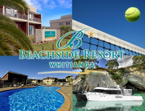Beachside Resort Motel Whitianga Photo