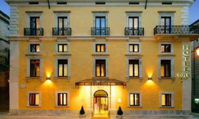 Antica Dimora Hotel Sole Photo