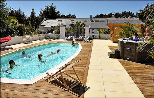 Hotels Sauzon