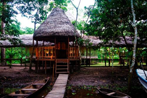 Amazon Reise Eco Lodge Photo