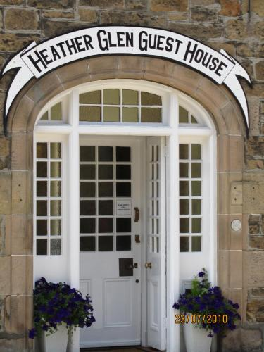 Heather Glen Guest House in Elgin, Moray, East Scotland