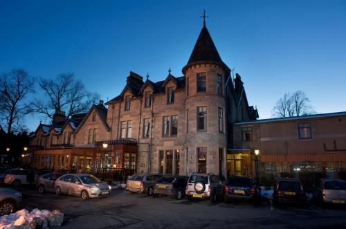 Cairngorm Hotel in Aviemore, Highland, Highlands Scotland