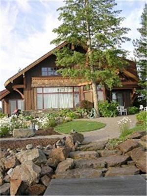 Lakefront Vacation Property at Sandpoint/Schweitzer Mountain Ski Resort Photo