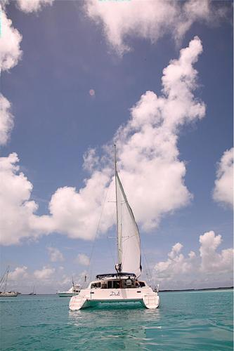 Catamaran Dali Photo