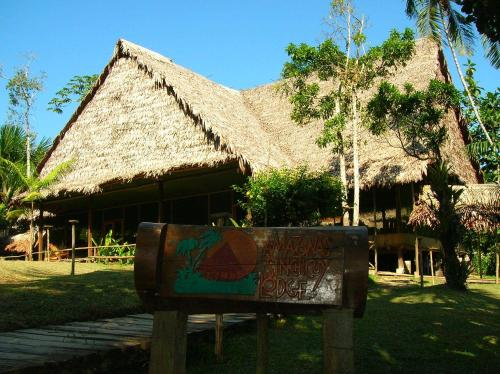 Amazonas Sinchay Lodge Photo