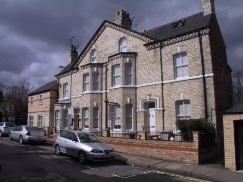 Linden Lodge in York, North Yorkshire, North East England