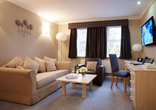 The Avenue Hotel in Clitheroe, Lancashire, North West England